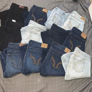 Jeans Hollister